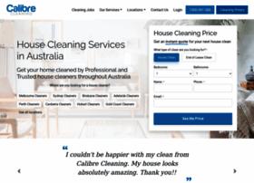 calibrecleaning.com.au