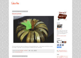 calicohen.blogspot.com