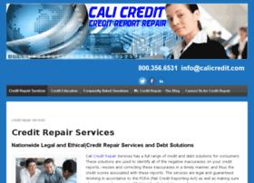 calicredit.com