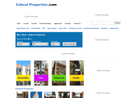 calicutproperties.com
