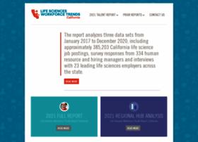 califescienceworkforcetrends.org