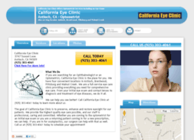 califeyeclinic.net