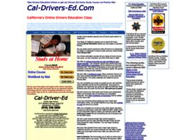 california-drivers-ed.com