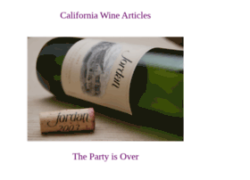 california-wine-articles.com