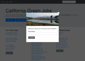 california.greenjobs.net