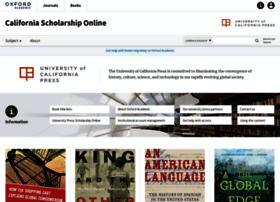california.universitypressscholarship.com
