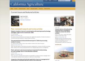 californiaagriculture.ucanr.org
