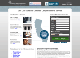californiaattorneyreferral.com