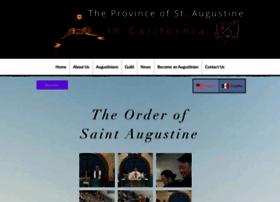californiaaugustinians.org