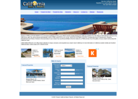 californiabeachresorts.com