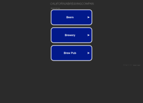 californiabrewingcompany.com