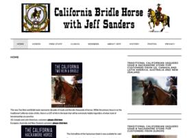californiabridlehorse.com