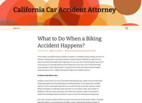californiacaraccidentattorney.com