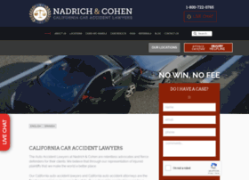 californiacaraccidentslawyer.com