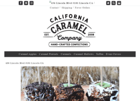 Californiacaramelcompany.com