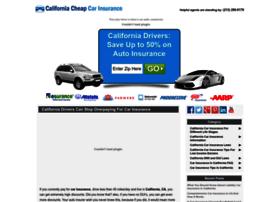 californiacheapcarinsurance.com