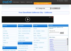 californiacity.classiopen.com