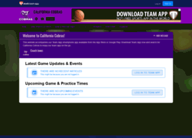 californiacobras.teamapp.com