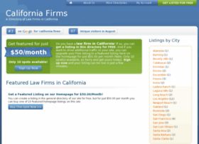 californiafirms.com