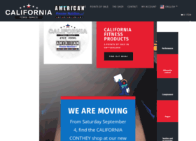 californiafitnessproducts.com