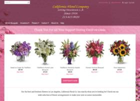 californiafloralco.com