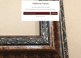 californiaframes.com