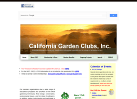 californiagardenclubs.com
