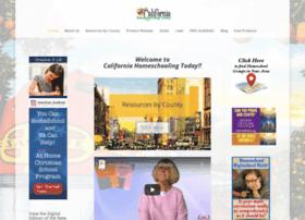 californiahomeschoolingtoday.com