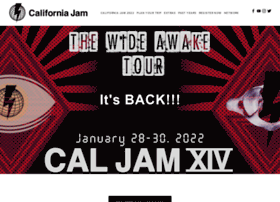 californiajam.org