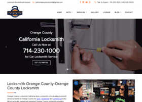 californiakeyslocksmith.com