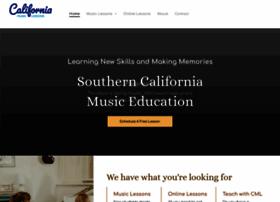 californiamusicstudios.com