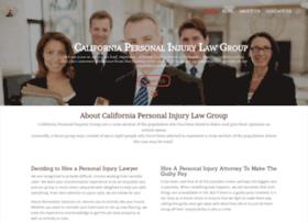 Californiapersonalinjurylawgroup.com