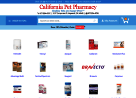 californiapetpharmacy.com