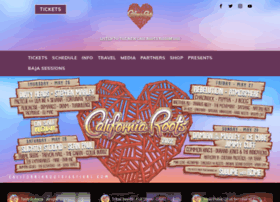 californiarootsfestival.com