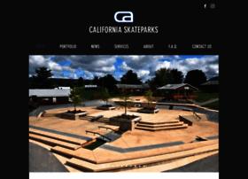 californiaskateparks.com