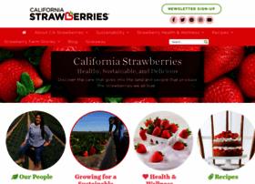 californiastrawberries.com