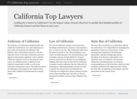 californiatoplawyers.com