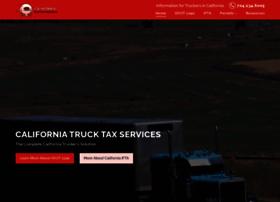 Californiatrucktax.info