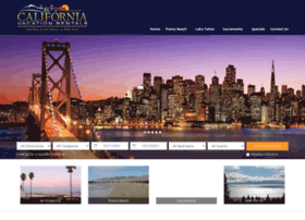 californiavacationrentals.net