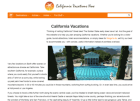 californiavacationsnow.com