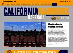 californiawarriors.com