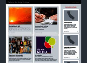 californiawebdesigndirectory.com