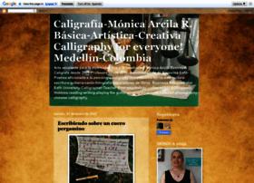 caligrafiamonica.blogspot.com
