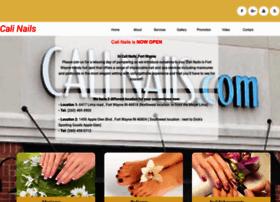 calinailsfortwayne.com