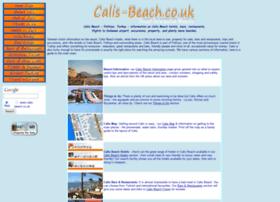 calis-beach.co.uk