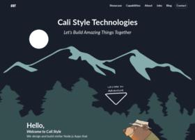 calistyletechnologies.com