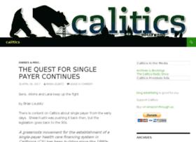 calitics.com