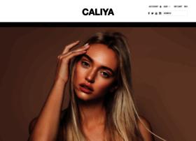 caliyacosmetics.com