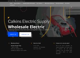 calkinselectric.com