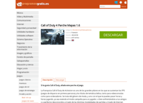 call-of-duty-4-parche-mapas.programasgratis.es